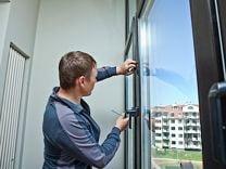 Простота обслуживания алюминиевых окон