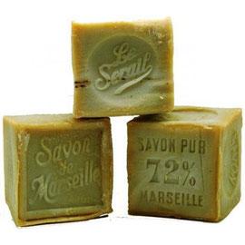Марсельское мыло: традиционное французское мыло ручного производства из Марселя-