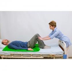 Преимущества скользящих простыней для лежачих больных