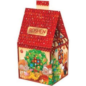 Roshen– поставщик сладких новогодних подарков
