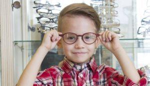 Как купить детские очки для зрения?