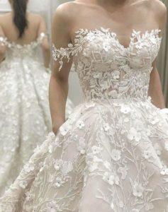 Модные свадебные платья 2021 – новинки и устоявшиеся тренды
